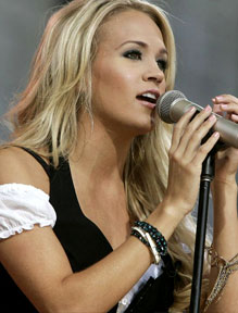 Musicians - Carrie Underwood